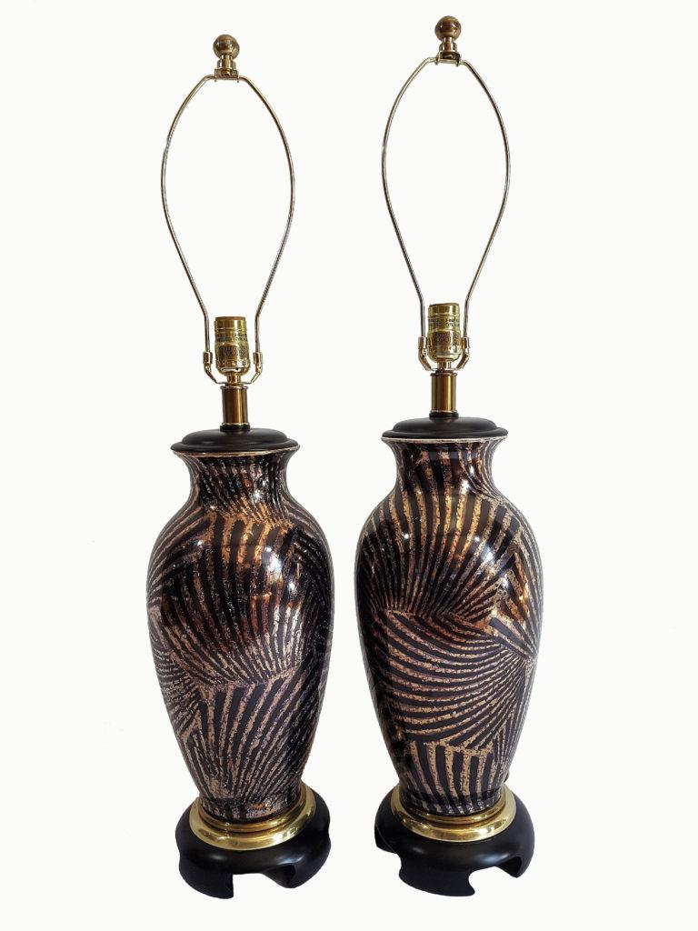 Frederick Cooper Ceramic Lamp